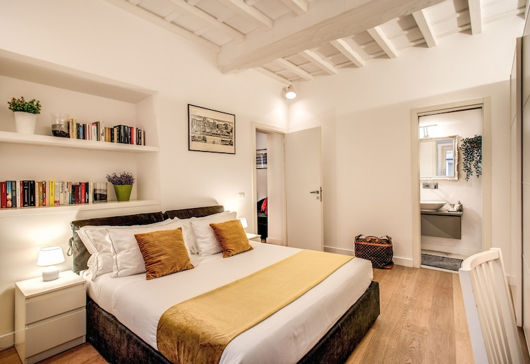 Orange Suites, Rome, Deluxe Apartment, Multiple Beds (Via dei Gigli d'Oro, 26), Guest Room