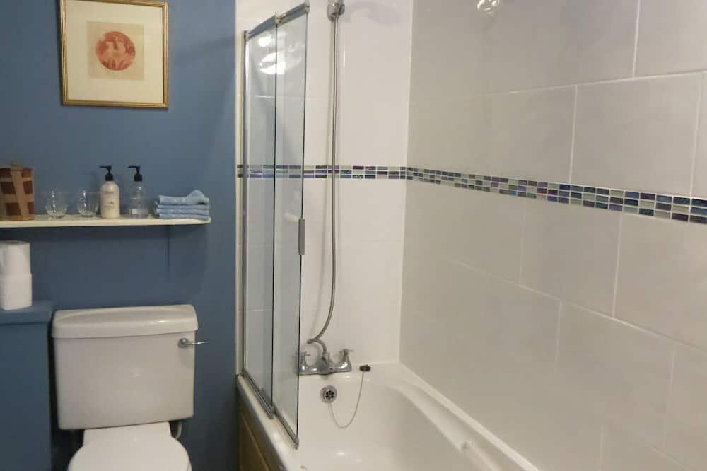Апартаменты, вид на курорт - Ванная комната