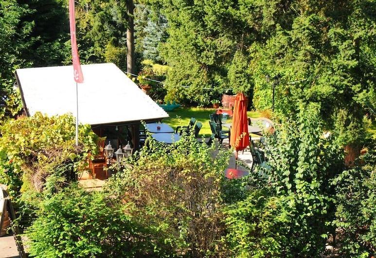 لاندجاستهوف جيرمانيا, روديسهايم أم راين, حديقة