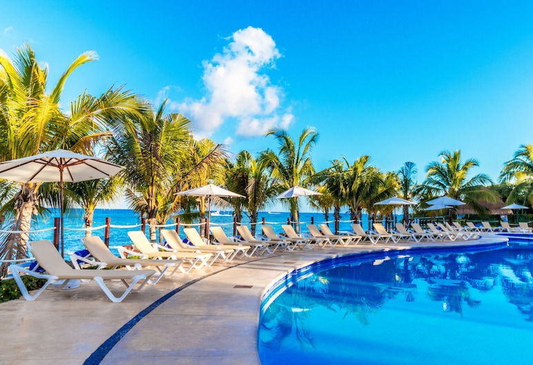 Royal Level at Occidental Cozumel - All Inclusive, Cozumel, Piscina Exterior