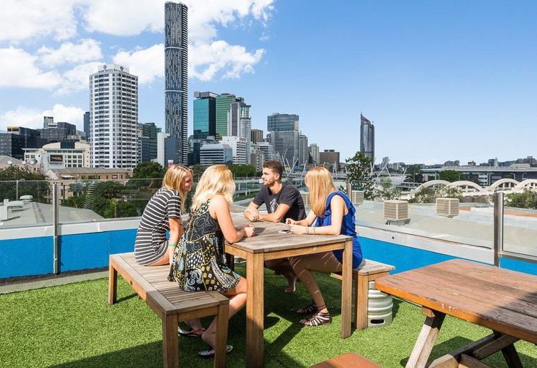 Summer House Brisbane - Hostel, Brisbane, Hiên