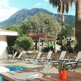 Utsikt mot fjell