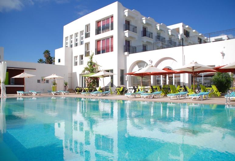 海灘飯店俱樂部, 哈馬馬特