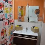 Family Apartment, Ensuite (Casa Museo) - Bathroom