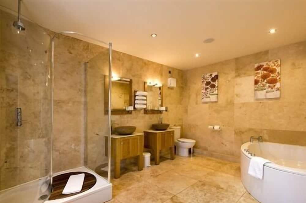 Superior Suite (Jacuzzi) - Bilik mandi