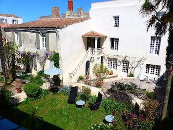 Fotografia hotela (La Maison Douce) v meste Saint-Martin-de-Re