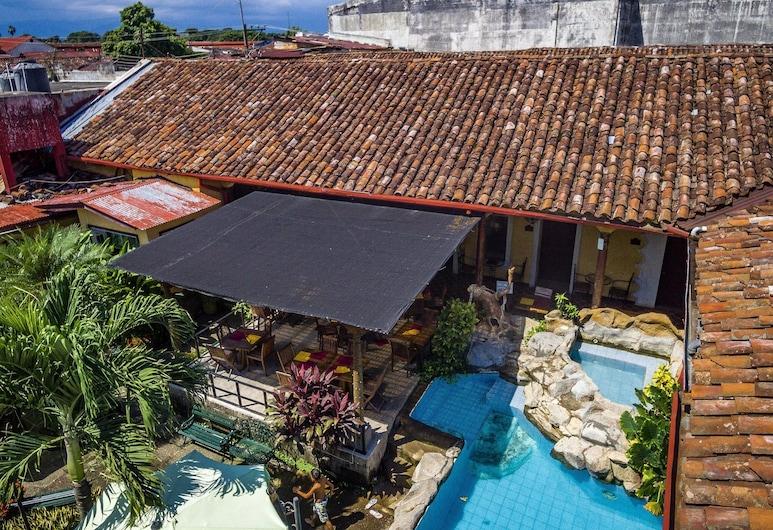 HOTEL ASTOR, Retalhuleu, Exterior