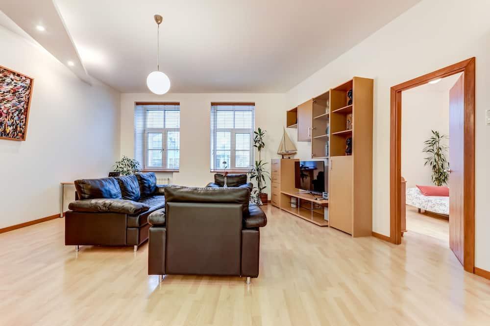 Design Apartment, 2 Bedrooms - Ruang Tamu