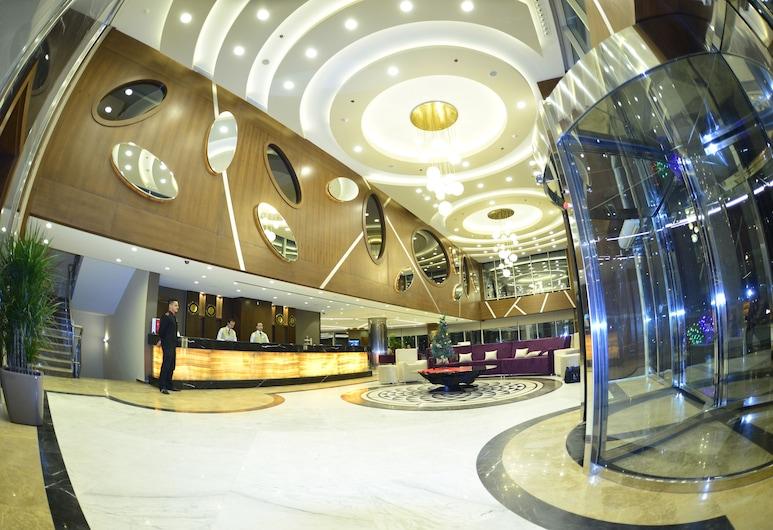 Sirin Park Hotel, Adana, Vnútorný vchod