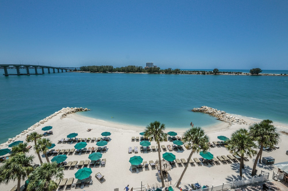 Dreamview Beachfront Hotel Resort Clearwater Beach