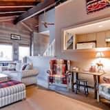 Apartment, 1 Schlafzimmer (Drive to Slopes Bronze) - Wohnbereich