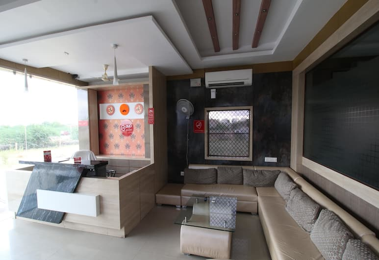 Hotel JS Regency, Jodhpur, Reception