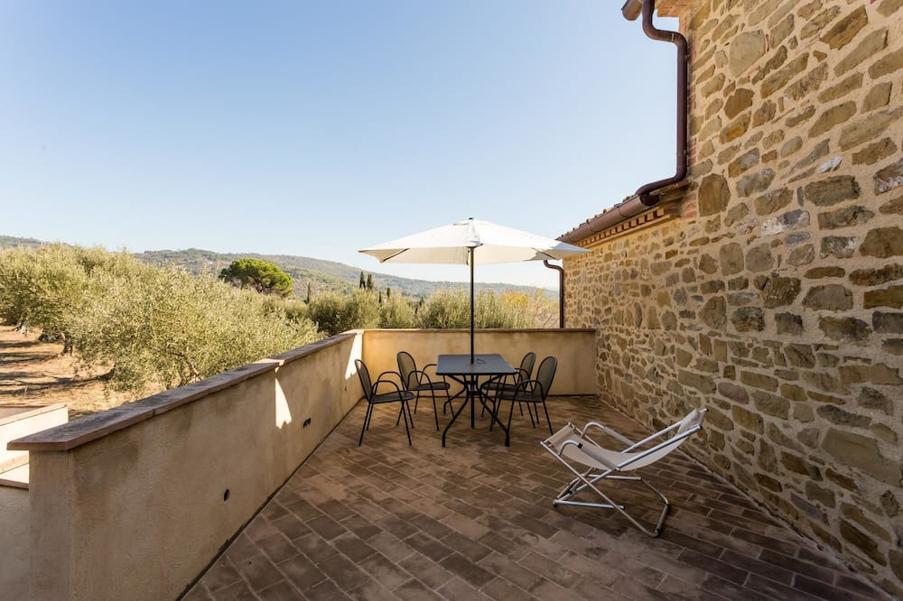 Panoramic-Apartment, 2Schlafzimmer, Seeblick - Terrasse/Patio