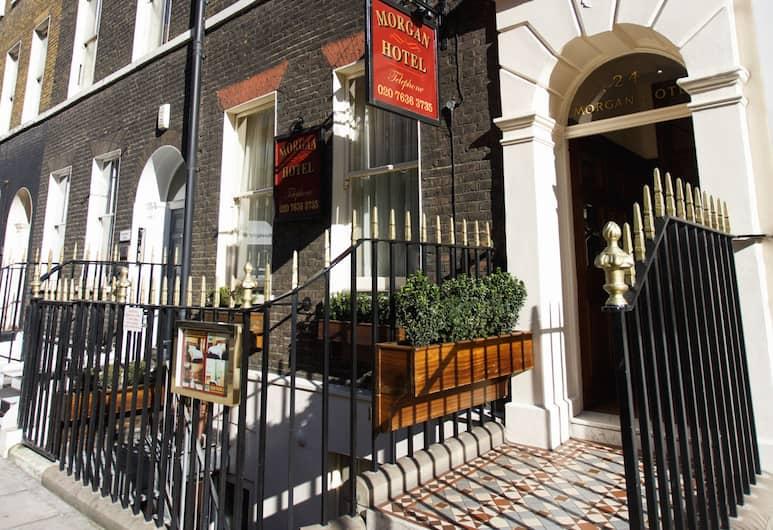Morgan Hotel, London, Terrace/Patio