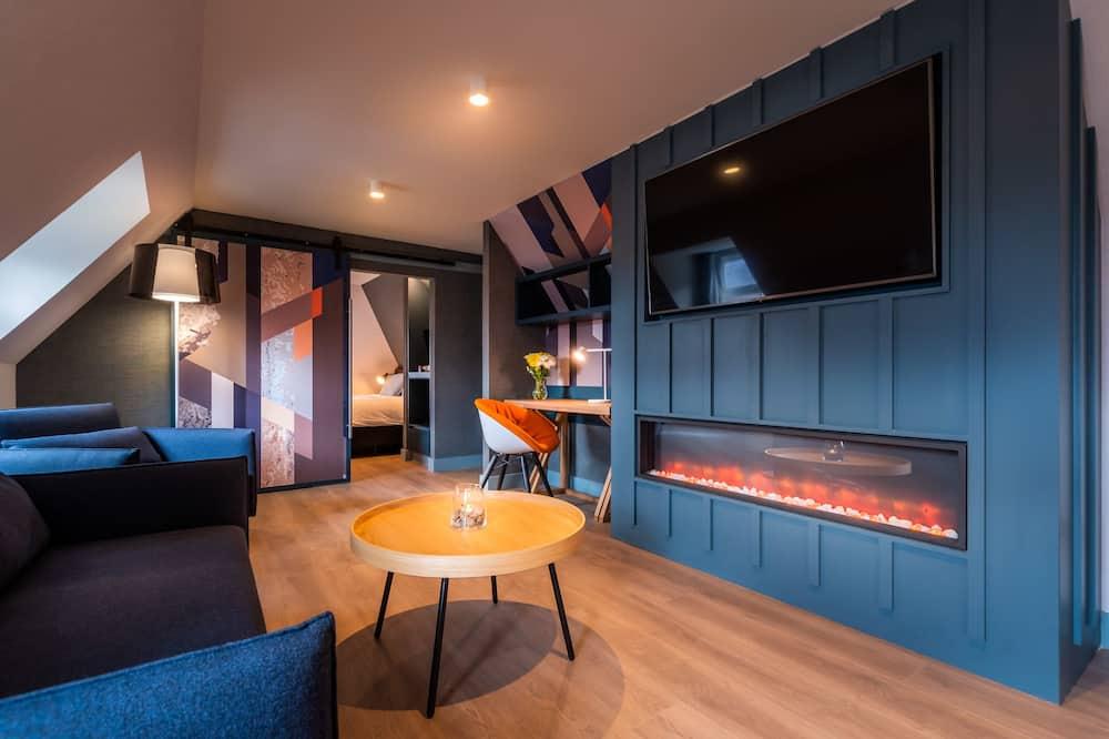 Phòng Suite, Quang cảnh núi - Phòng