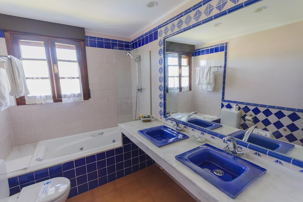 Chambre Premium avec lits jumeaux, salle de bains attenante - Salle de bain