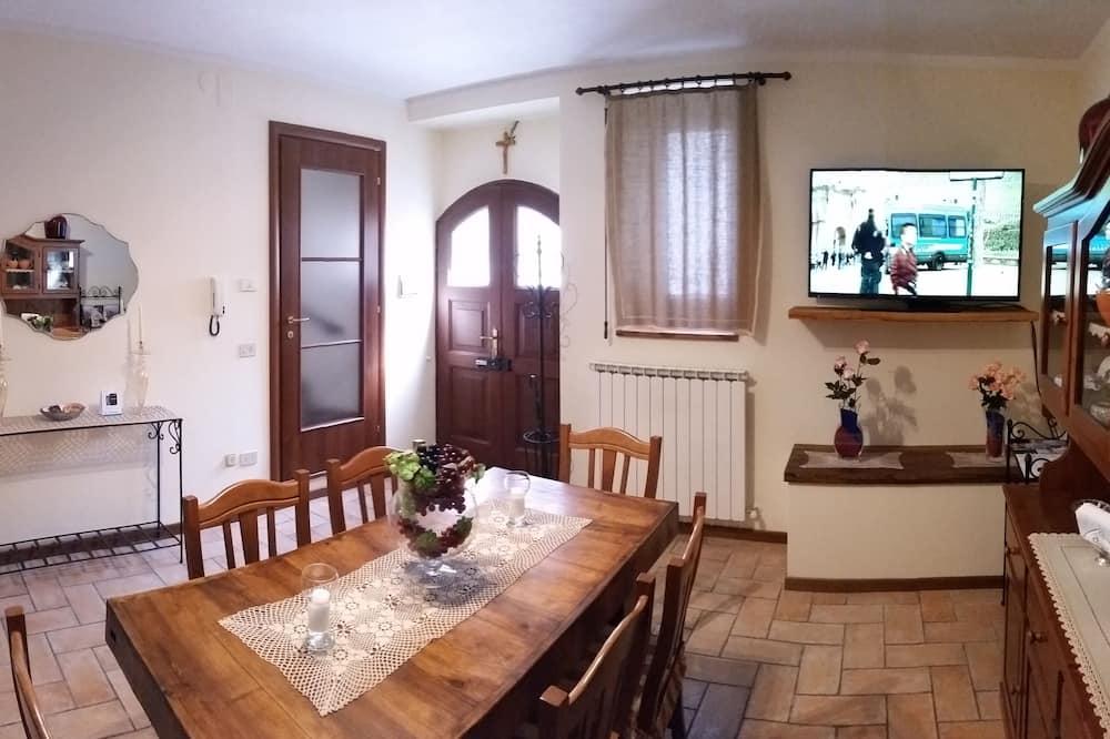 Apartmán typu Comfort, 1 ložnice, kuchyně - Obývací pokoj