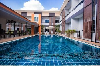 A(z) The S.G Hotel hotel fényképe itt: Buri Ram