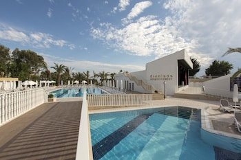 Mynd af Kirman Hotels Sidemarin Beach & Spa - All Inclusive í Side
