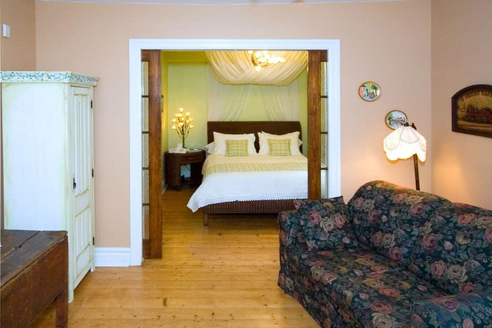 普通套房, 私人浴室 - 客廳