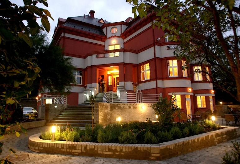 Hotel Villa, Prag