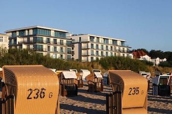 Picture of SEETELHOTEL Kaiserstrand Beachhotel in Heringsdorf