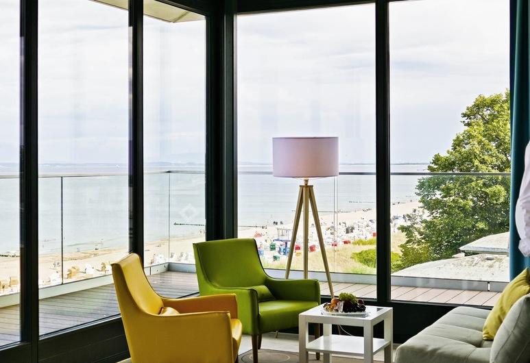 SEETELHOTEL Kaiserstrand Beachhotel, Heringsdorf
