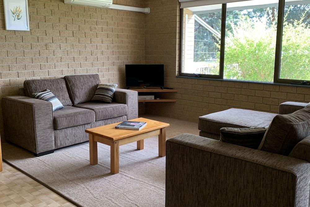Familien-Ferienhaus, 2Schlafzimmer - Wohnbereich
