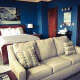 City Suite, 2 Bedrooms, City View - Living Area
