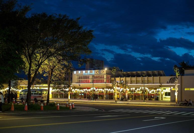 旅人驛站鐵花光點館, 台東市, 住宿範圍