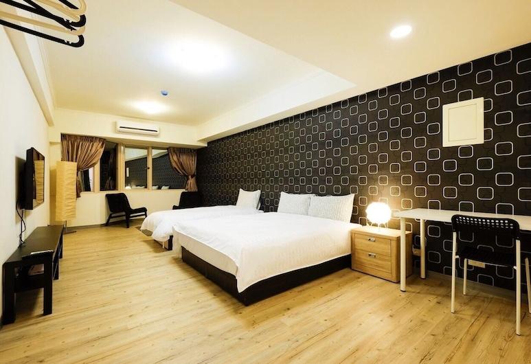 睡台北時尚旅店 (南雅館), 新北市, 闔家歡三人房, 客房