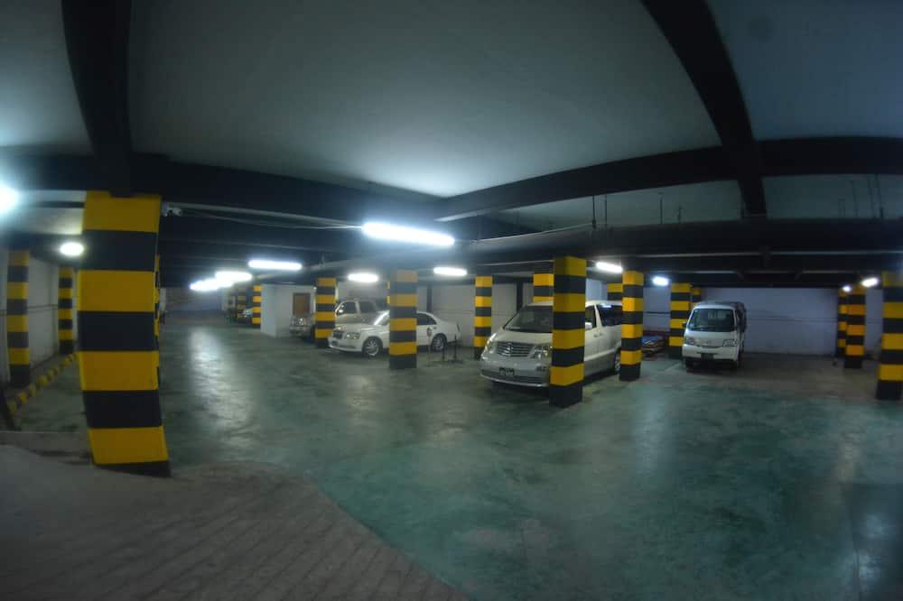 Parkimine