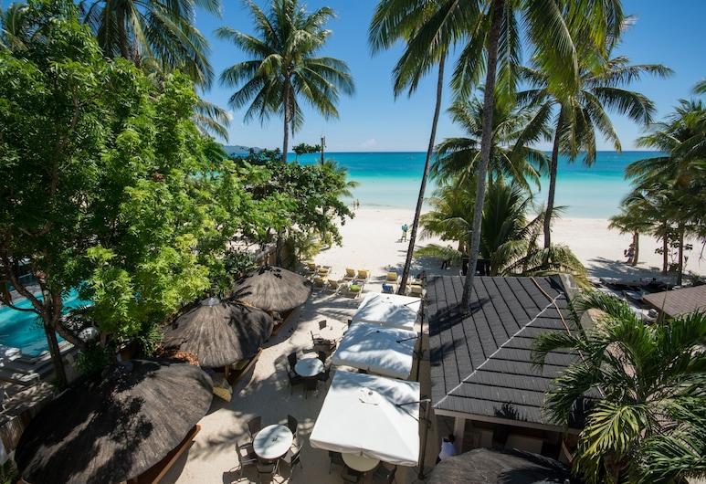 Sur Beach Resort Boracay, Boracay Island, Fachada do Hotel