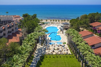 Slika: Melas Holiday Village - All Inclusive ‒ Side