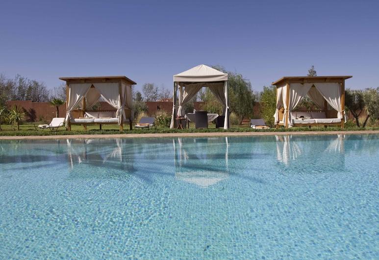 Al Riad Inou, Ghmate, Vanjski bazen