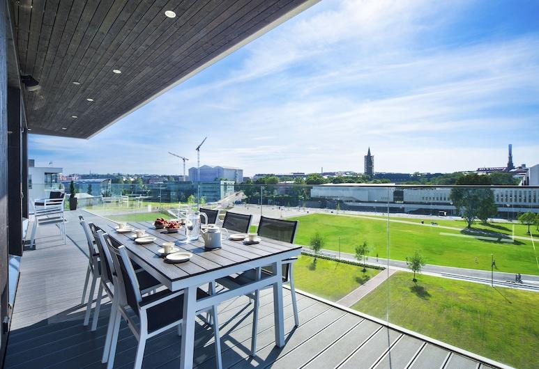 Apartment Hotel Aallonkoti, Helsinki, Terrace/Patio