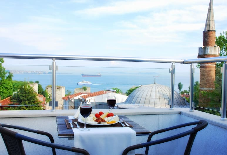 Eternity Hotel, Istanbul, Superior Double Room, Terrace, Terrace/Patio