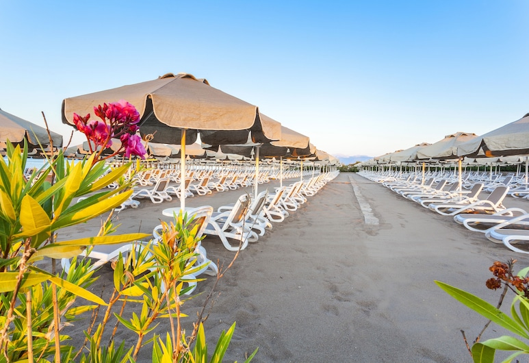 Melas Lara Hotel - All Inclusive, Antalya, Sonnenterrasse