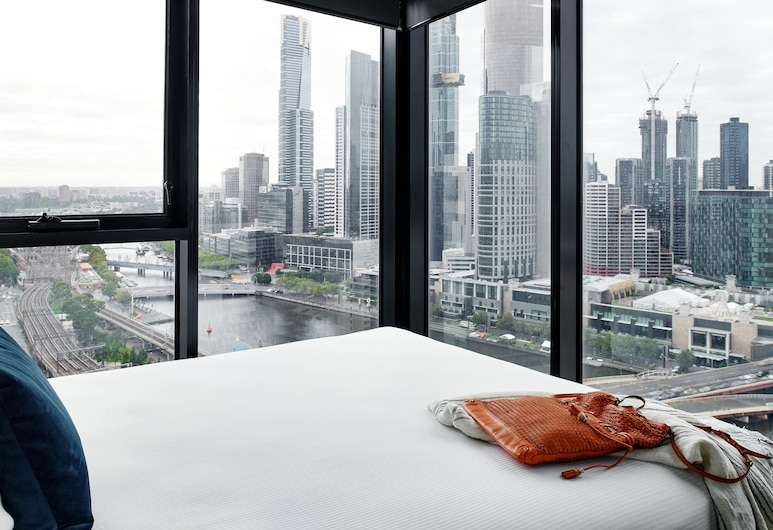 Punthill Northbank, Melbourne, Superior Two Bedroom Apartment, View from room