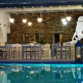 Fotografia hotela (Anthea Hotel) v meste Tinos