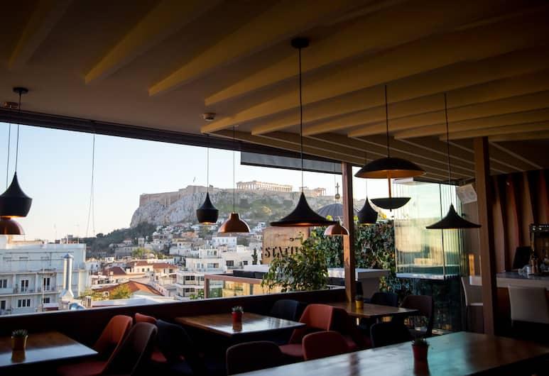 Athens La Strada, Atėnai, Terasa / vidinis kiemas