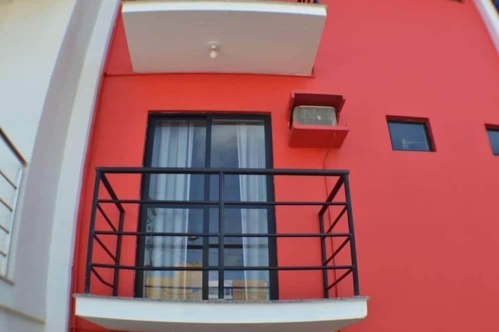 Pokój dla 4 osób - Balkon