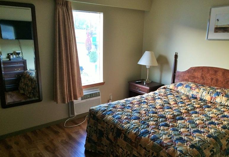 德瑟特阿姆斯飯店, 奧利弗, 客房, 1 張加大雙人床, 客房