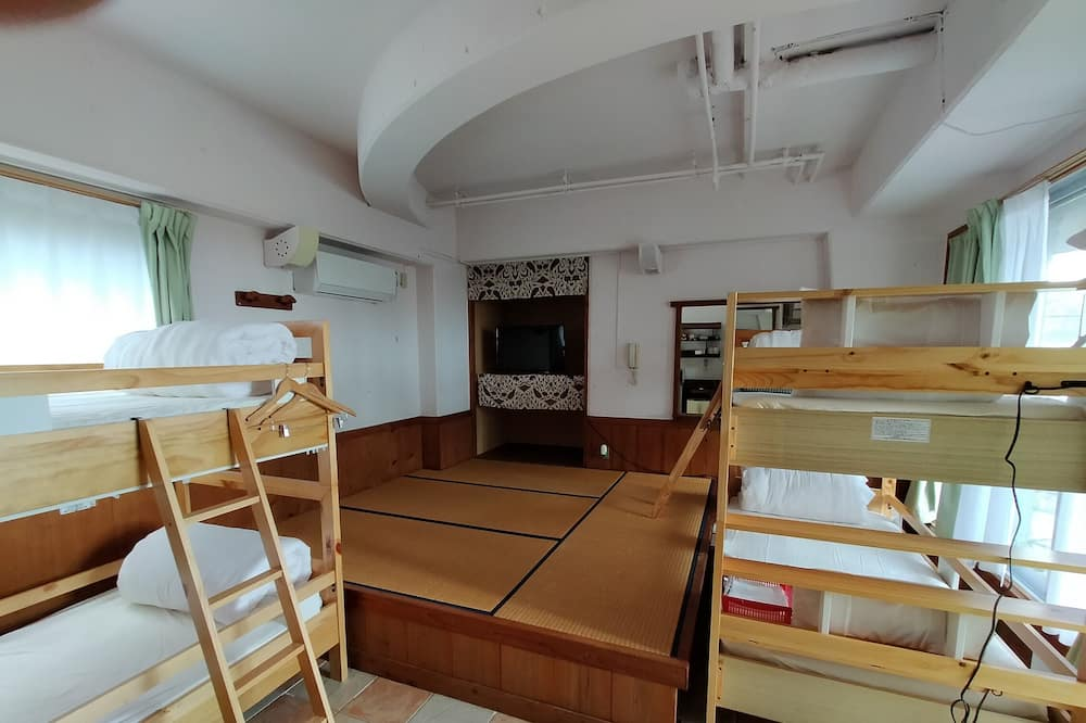 Shared Dormitory, Women only, Non Smoking - Living Area
