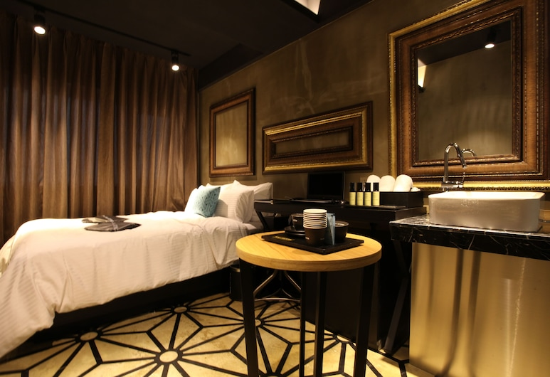 Boutique Hotel XYM, Seoul, Guest Room