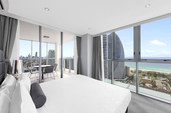 Foto do Meriton Suites Broadbeach, Gold Coast em Broadbeach