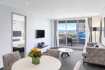 A(z) Meriton Serviced Apartments Broadbeach hotel fényképe itt: Broadbeach