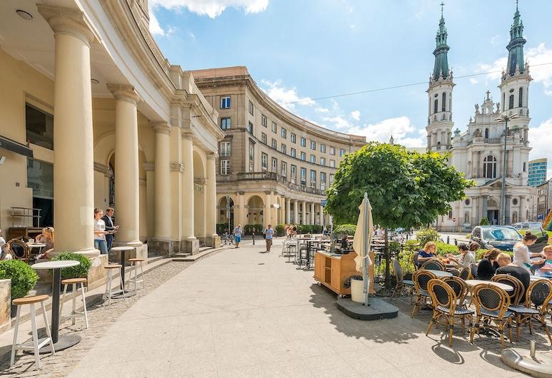 P&O Apartments Plac Zbawiciela, Warszawa, Lobby