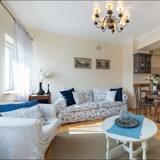 アパートメント 1 ベッドルーム (at 10 Nowowiejska  Street) - リビング エリア