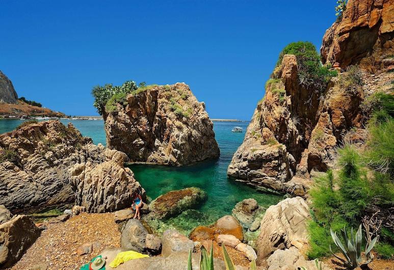 Le Calette N.5, Cefalù, Playa